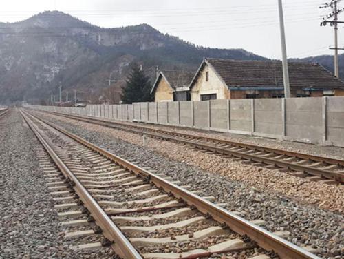 汤林线火车站站内封闭工程