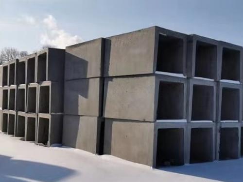 矩形排水槽