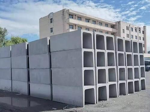 黑龙江矩形混凝土槽
